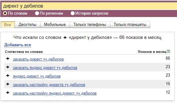 """Есть вариация с """"придурками""""=)"""